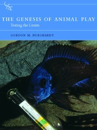Cover The Genesis of Animal Play