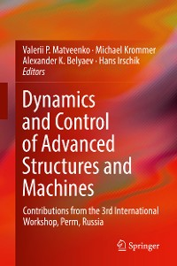 Cover Dynamics and Control of Advanced Structures and Machines