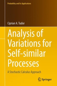 Cover Analysis of Variations for Self-similar Processes
