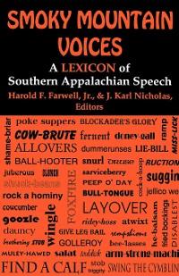 Cover Smoky Mountain Voices