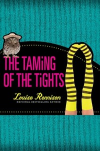 Cover Taming of the Tights