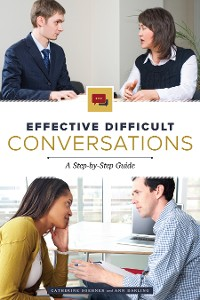 Cover Effective Difficult Conversations