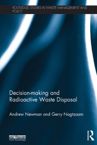 Cover Decision-making and Radioactive Waste Disposal