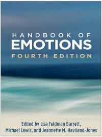 Cover Handbook of Emotions