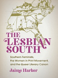 Cover The Lesbian South