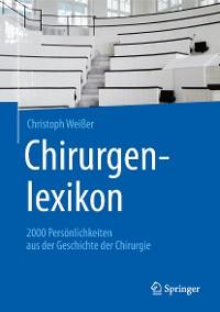 Cover Chirurgenlexikon