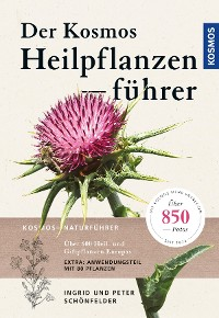 Cover Der Kosmos Heilpflanzenführer