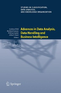 Cover Advances in Data Analysis, Data Handling and Business Intelligence