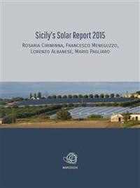 Cover Sicily's solar report 2015