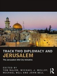 Cover Track Two Diplomacy and Jerusalem