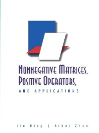 Cover Nonnegative Matrices, Positive Operators, and Applications