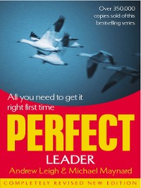 Cover Perfect Leader