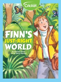 Cover Finn's Just-Right World