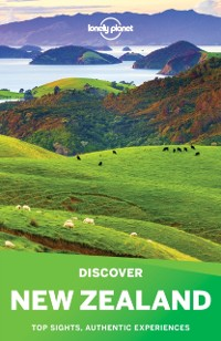 Cover Lonely Planet Discover New Zealand 5