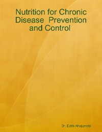 Cover Nutrition for Chronic Disease  Prevention and Control