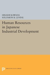 Cover Human Resources in Japanese Industrial Development