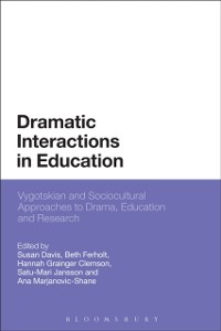 Cover Dramatic Interactions in Education