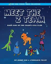 Cover Meet the Z Team
