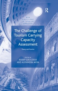 Cover Challenge of Tourism Carrying Capacity Assessment