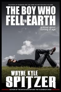 Cover The Boy Who Fell to Earth