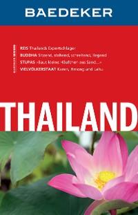 Cover Baedeker Reiseführer Thailand