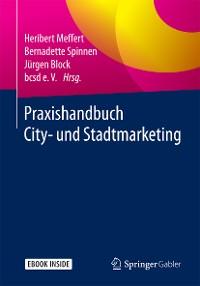 Cover Praxishandbuch City- und Stadtmarketing