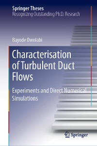 Cover Characterisation of Turbulent Duct Flows