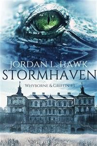 Cover Stormhaven: Whyborne & Griffin #3