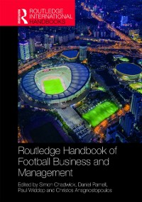 Cover Routledge Handbook of Football Business and Management