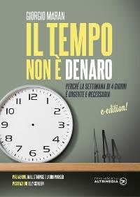Cover Il tempo non è denaro