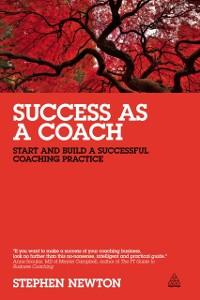 Cover Success as a Coach