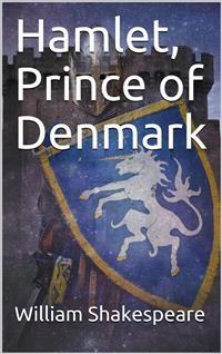 Cover Hamlet, Prince of Denmark