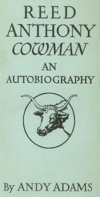 Cover Reed Anthony, Cowman