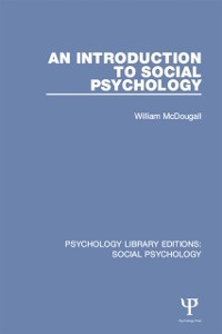 Cover Introduction to Social Psychology