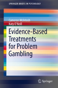 Cover Evidence-Based Treatments for Problem Gambling