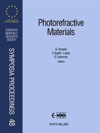 Cover Photorefractive Materials