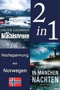 Cover Hochspannung aus Norwegen: Der Mahlstrom / In manchen Nächten (2in1 Bundle)