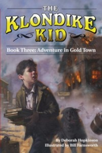 Cover Adventure in Gold Town