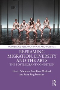 Cover Reframing Migration, Diversity and the Arts