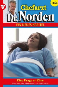 Cover Chefarzt Dr. Norden 1164 – Arztroman