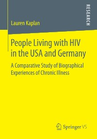 Cover People Living with HIV in the USA and Germany
