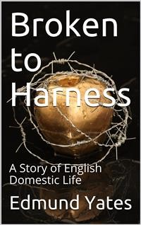 Cover Broken to Harness / A Story of English Domestic Life