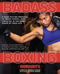 Cover Badass Boxing Workouts