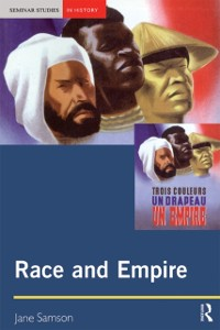 Cover Race and Empire