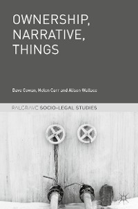 Cover Ownership, Narrative, Things