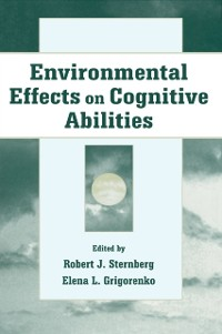 Cover Environmental Effects on Cognitive Abilities