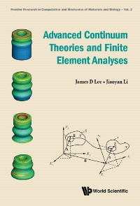 Cover Advanced Continuum Theories and Finite Element Analyses