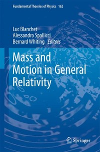 Cover Mass and Motion in General Relativity