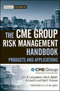 Cover The CME Group Risk Management Handbook