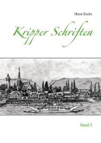 Cover Kripper Schriften